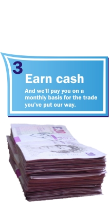 Earn some money for you and your business